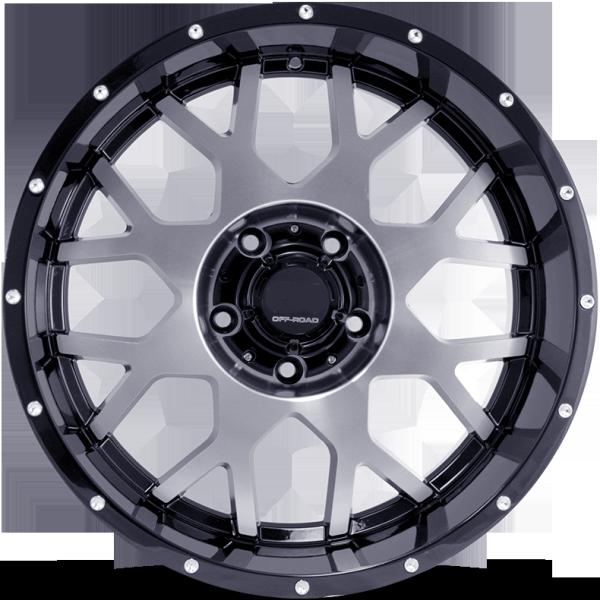 Full Throttle FT-0151 Machine Black