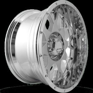 Full Throttle FT-0151 Chrome Wheels
