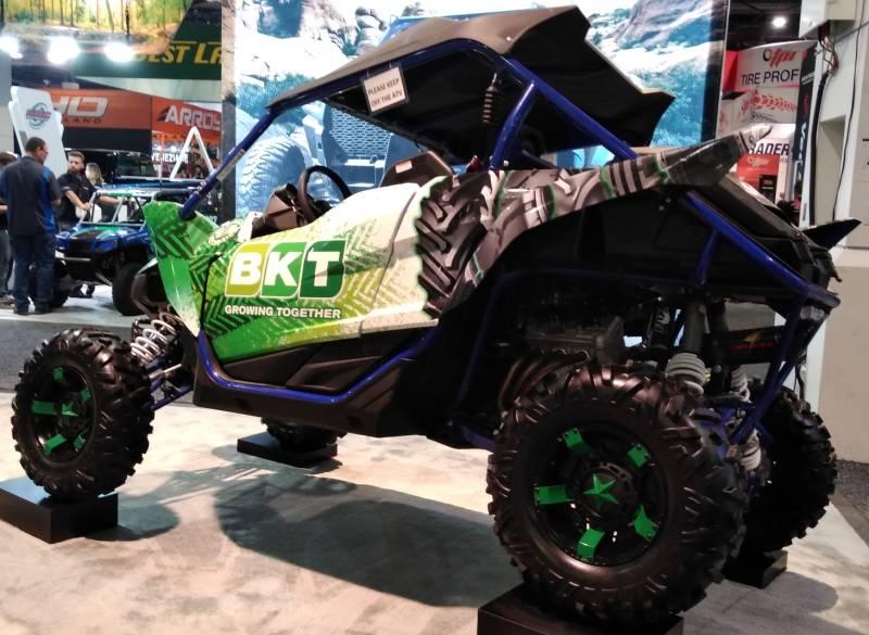 Rockstar ATV Wheels