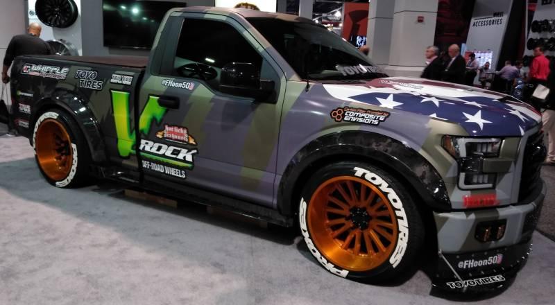 Vrock Off-Road Wheels