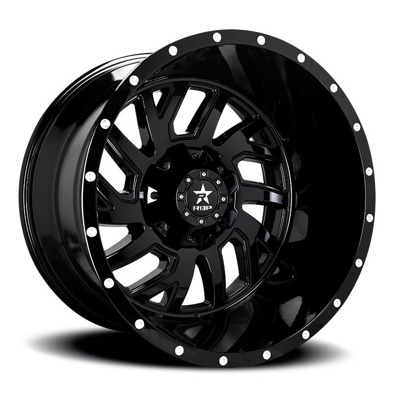 RBP 65R Glock Black Wheels