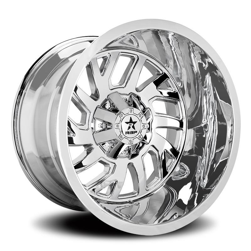 RBP 65R Glock Chrome Wheels