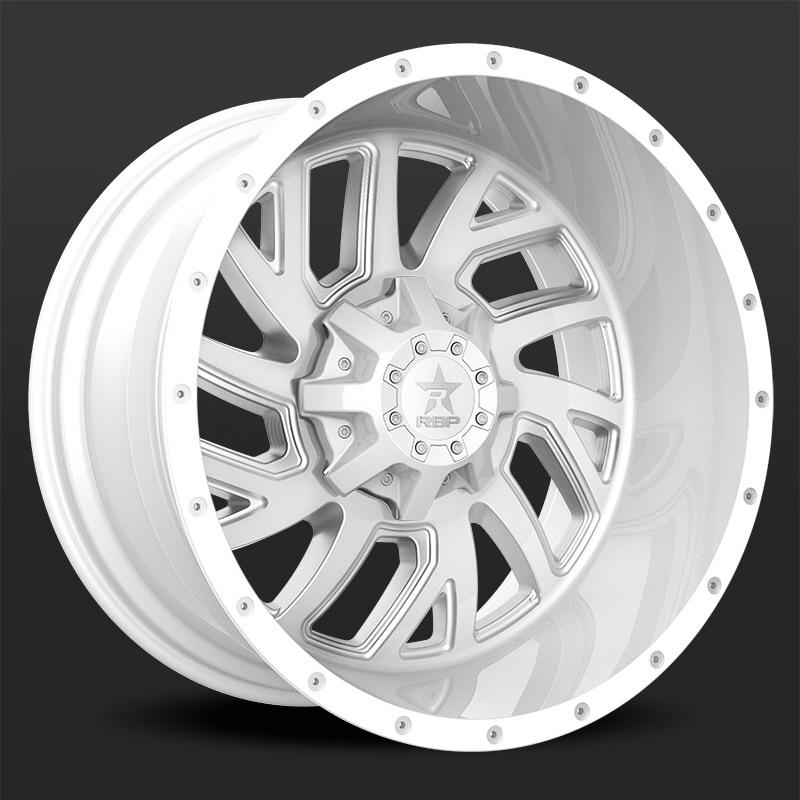 RBP 65R Glock Custom Finish Wheels