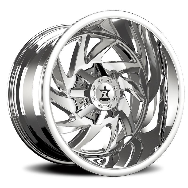 RBP 66R HK-5 Chrome Wheels