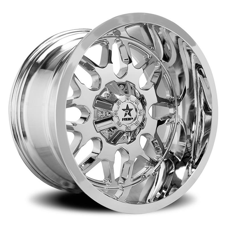 RBP 73R Atomic Chrome Wheels