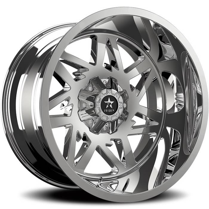 RBP 71R Avenger Chrome Wheels