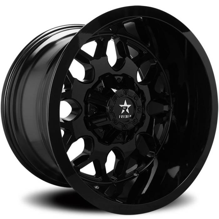RBP 73R Atomic Full Black Wheels
